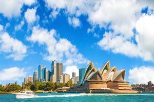 Khám phá Úc Châu