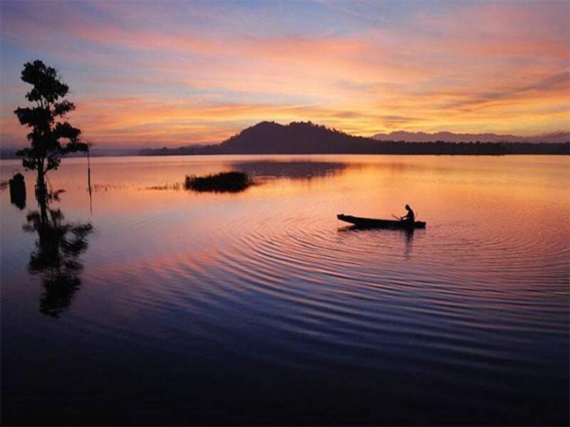 Hồ Ea Snô- Đắk Nông