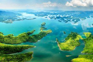 Hồ Tà Đùng | Vịnh Hạ Long thu nhỏ giữa đại ngàn Tây Nguyên