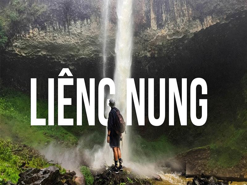 Thác Liêng Nung - Đắk Nông