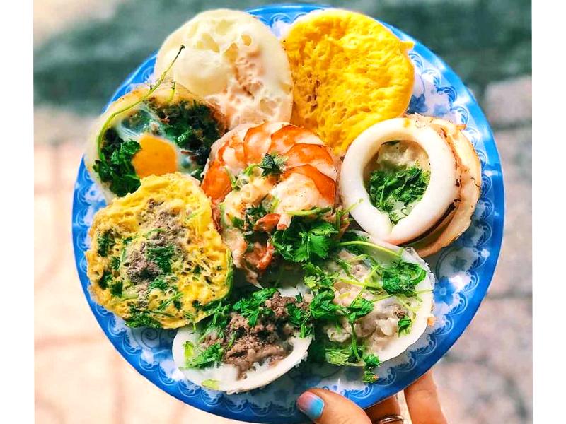 Bánh Căn Đà Nẵng
