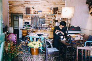 Những quán cafe phong cách cổ xưa Đà Lạt